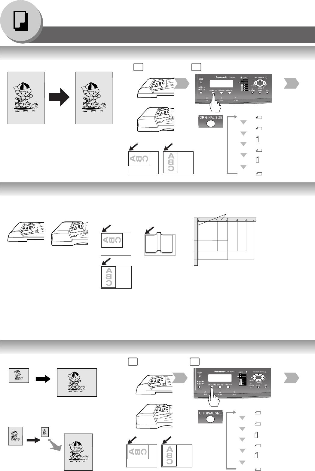 Panasonic 8016P DP 8020P/8020E/8016P (For Copy & Network Scan ...