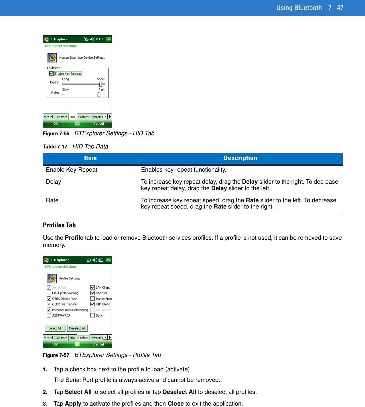 MC9500 K Mobile Computer User Guide (P/N 72E 118501 01 Rev  A