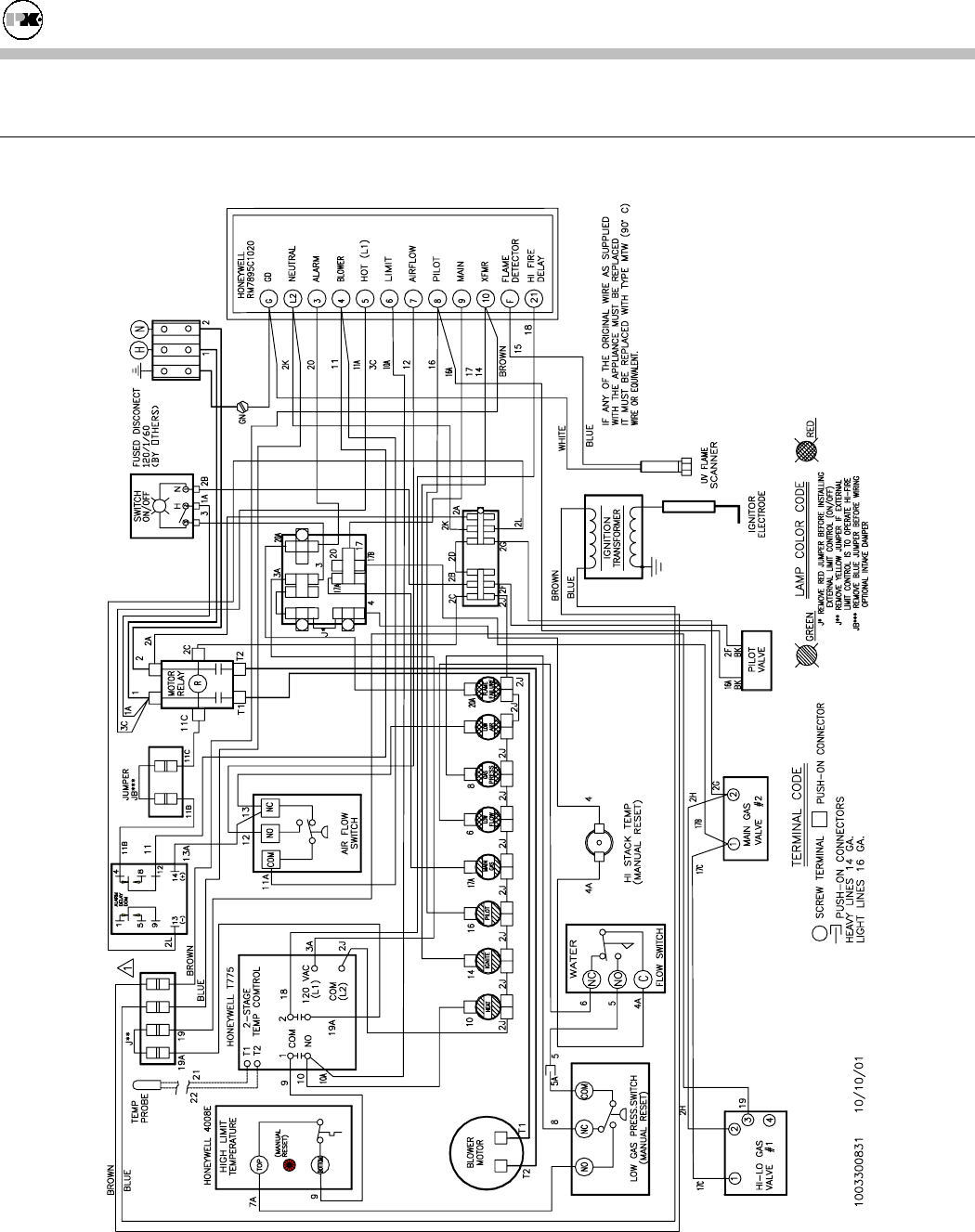 patterson kelley dvscm 02 users manual dvscm02