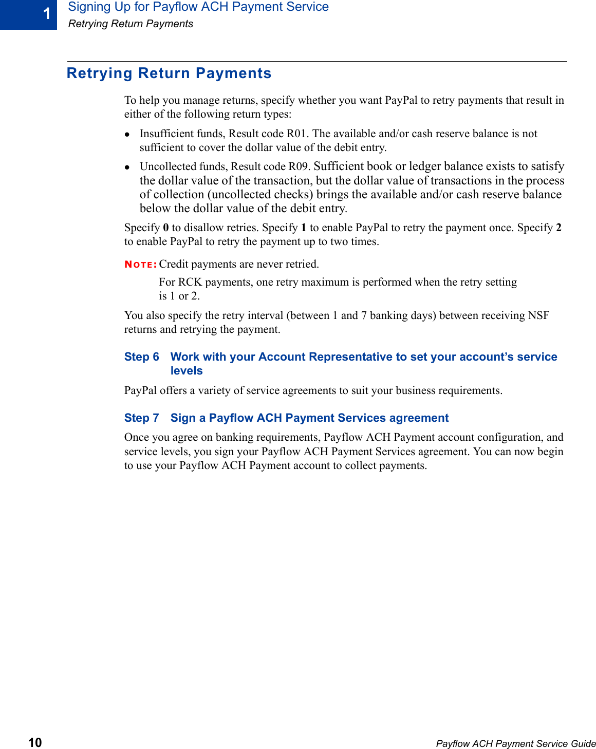 Paypal Payflow 2012 Ach Payment Service User Guide ACH_Guide
