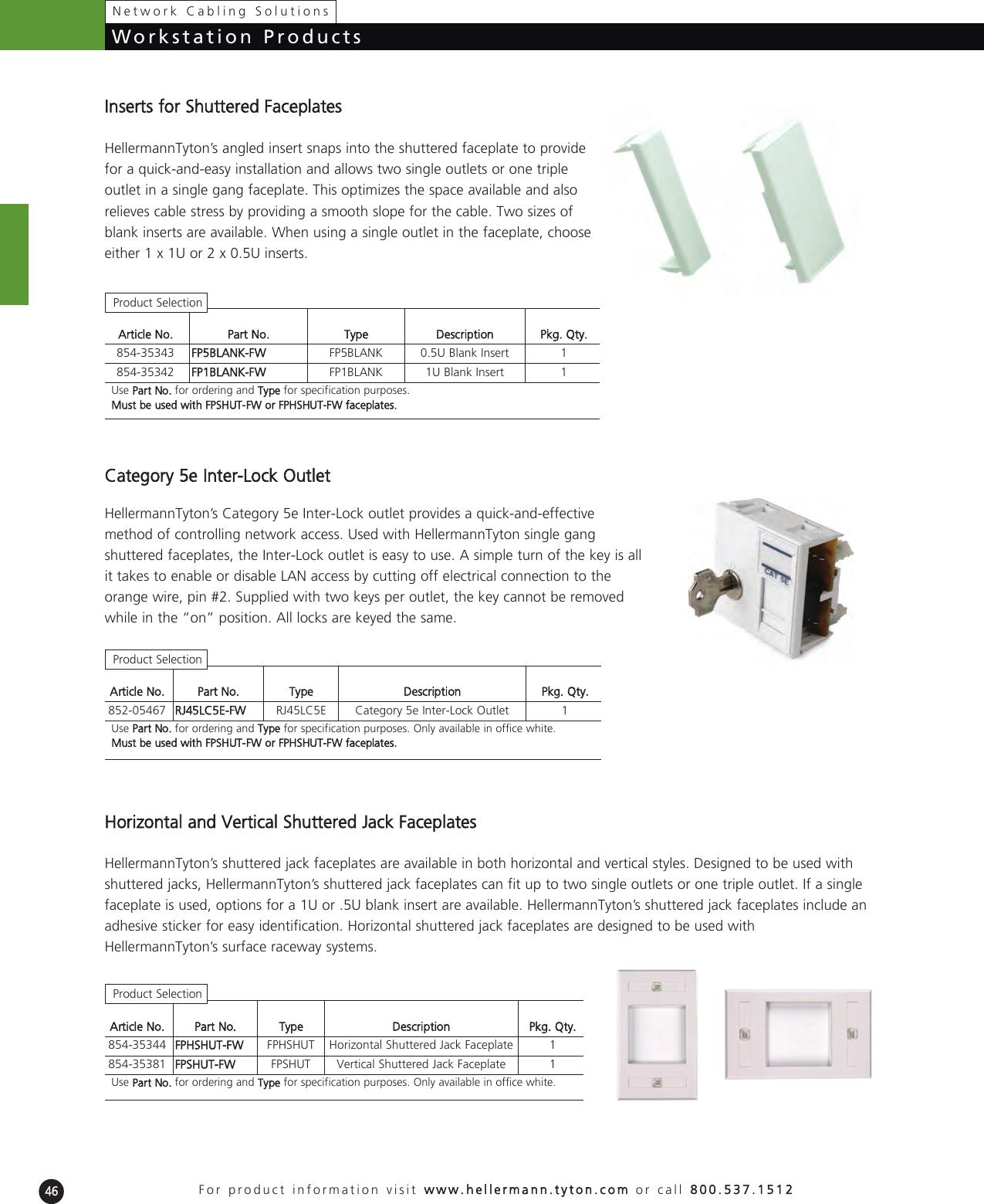HellermannTyton PC6GRN20SC Category 6 Component Compliant Patch Cord 1//pkg 20.0 ft Green