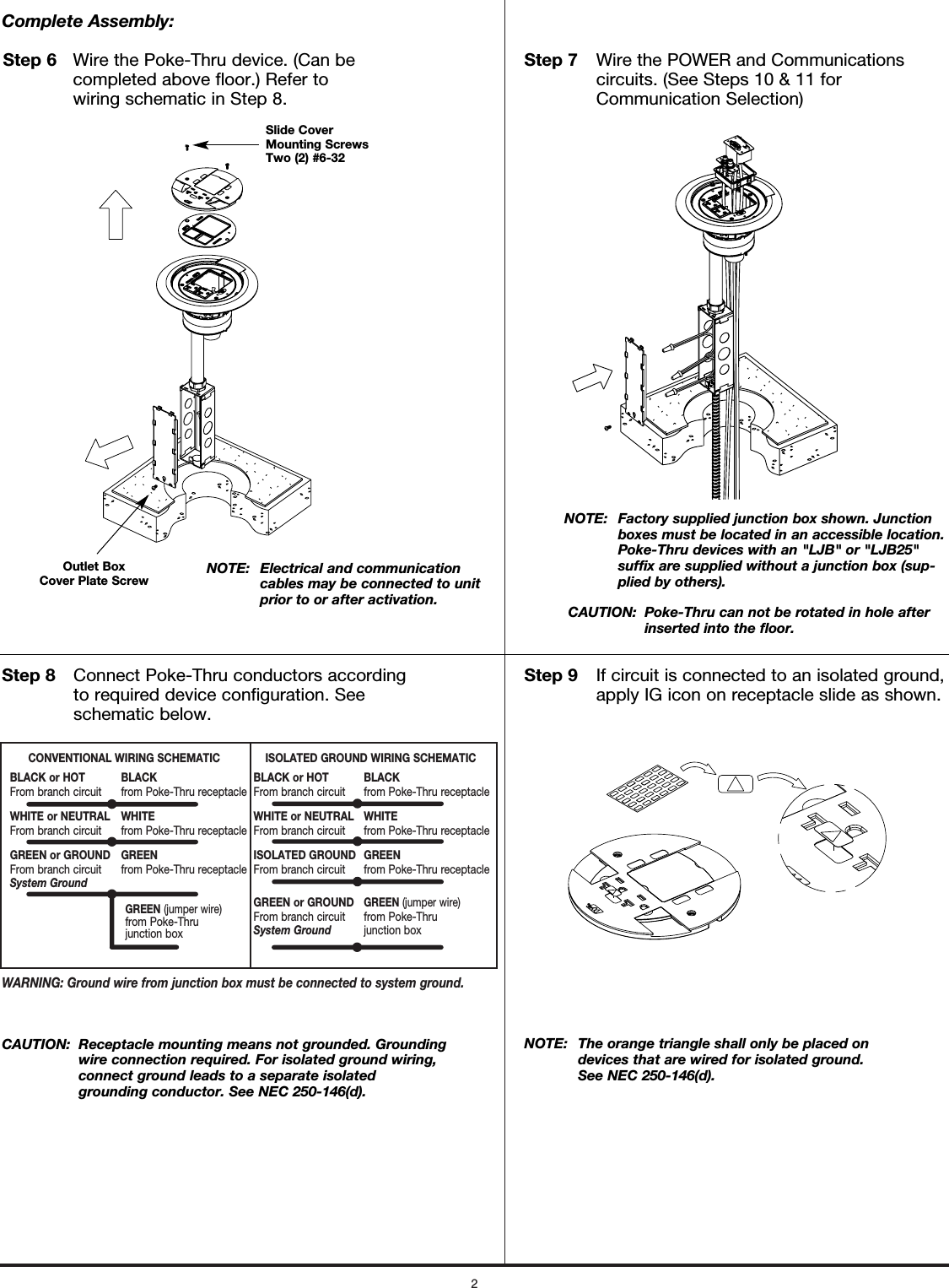 Attractive Isolated Ground Receptacle Wiring Diagram Ensign ...