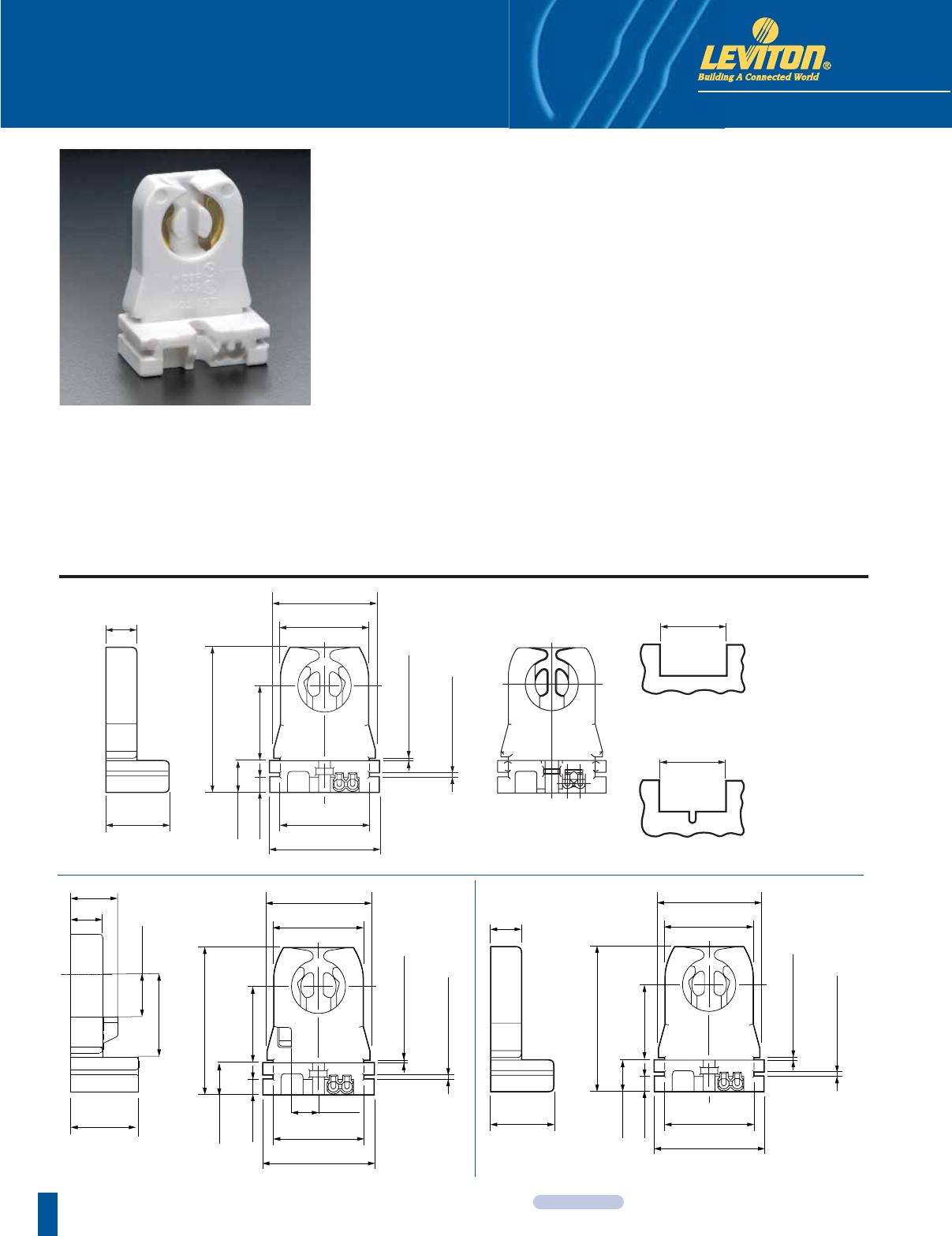 Brochure Joslyn Clark Wiring Diagrams Linear Fluorescent