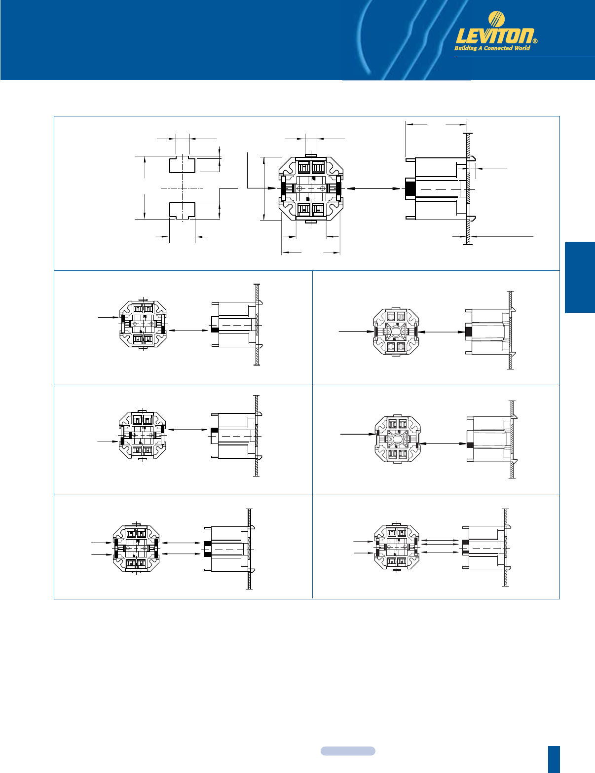 Brochure Leviton Nom 057 Switch Wiring Diagram For Answers To Technical Questions Call Levitons Techline At 1 800 824 3005