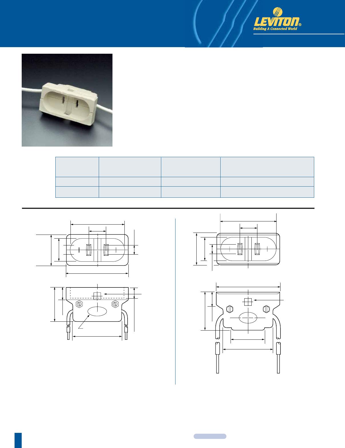 Brochure Leviton Nom 057 Switch Wiring Diagram Hid