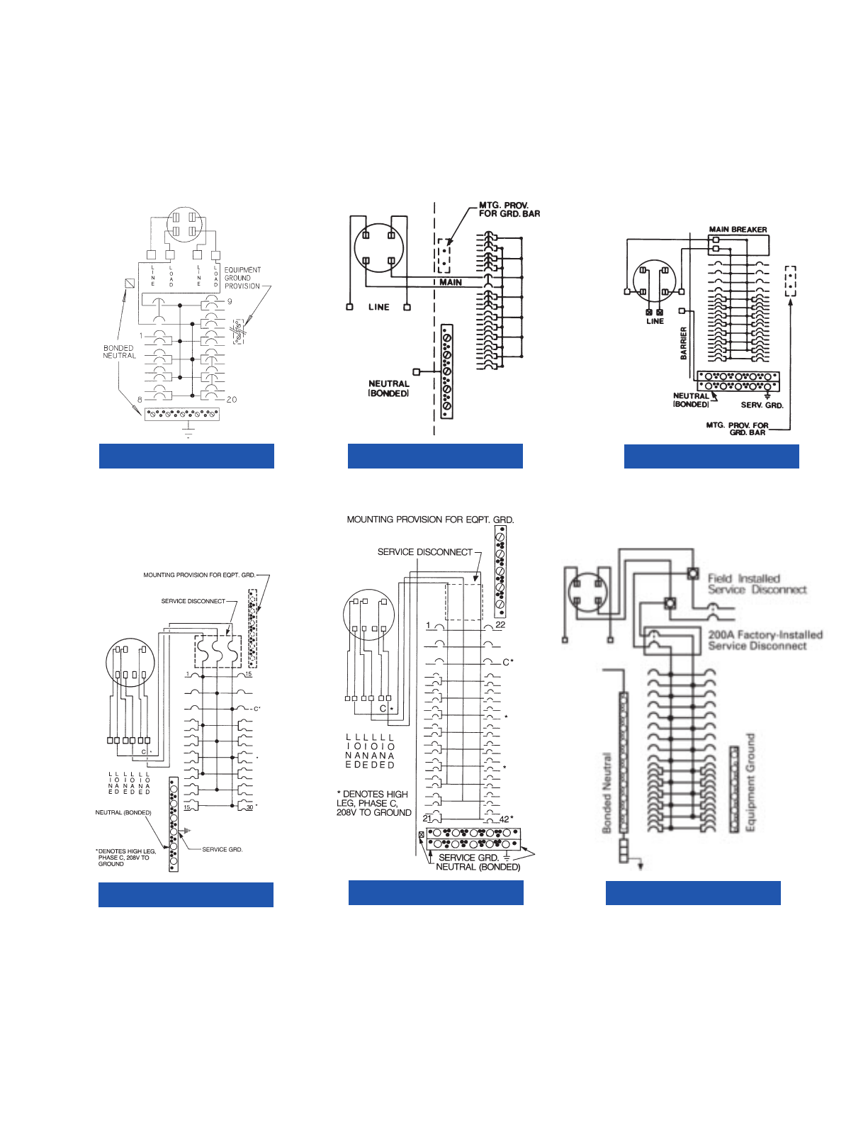 Lw004nr Wiring Diagram Murray Free Download Diagrams 200 Amp 4space 8circuit Euserc Br Type Main Breaker Meter Brochure 19 Commercial Metering Mc1020b1100ess Mc1224b1100cess Mc2440b1200cess At Tractor Ignition Switch
