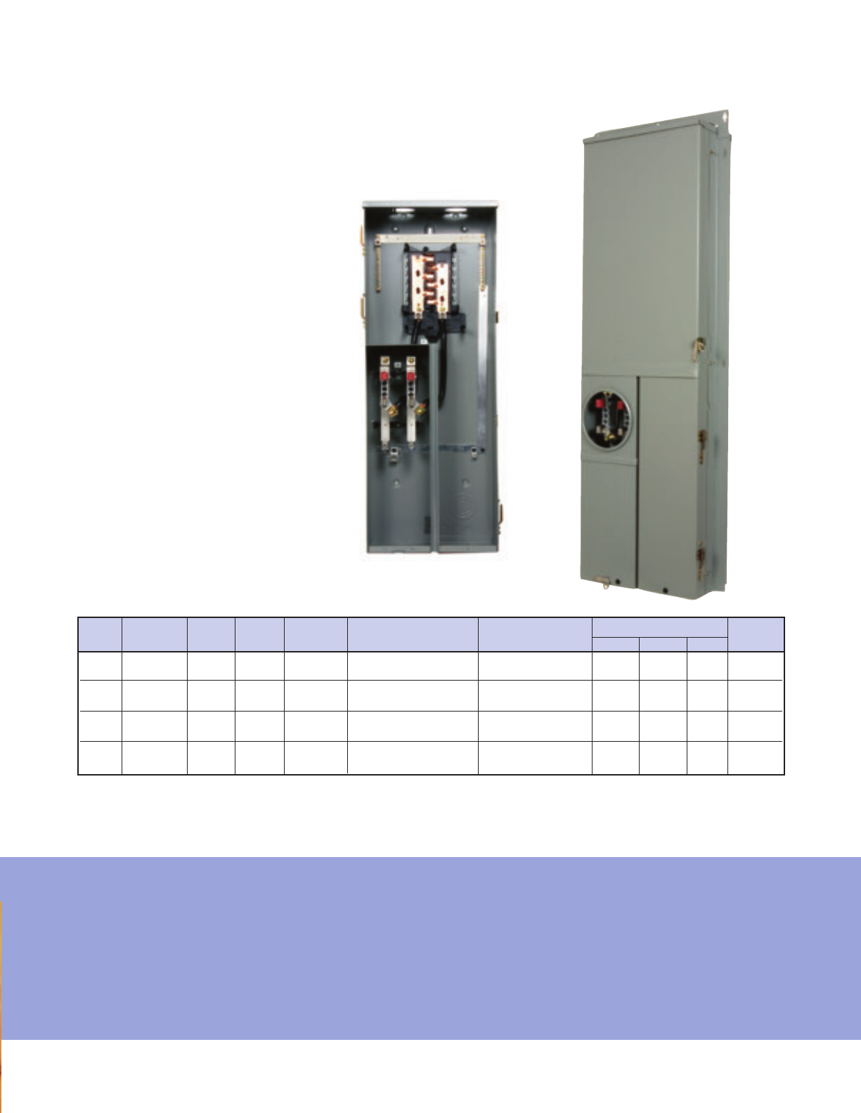 Brochure About Siemens Murray Mp3030 30 Amp Single Pole Circuit Breaker 2 Euserc Approved Meter Main And