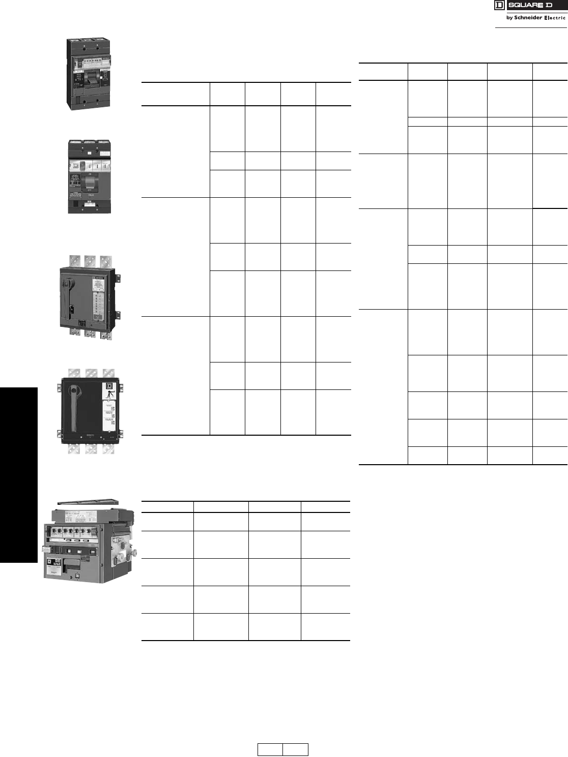 Obsolescent And Obsolete Circuit Breakers Sd Brochure Details About Square D Kal36100 100 Amp 600 Volts Breaker Schneider Electricus 11