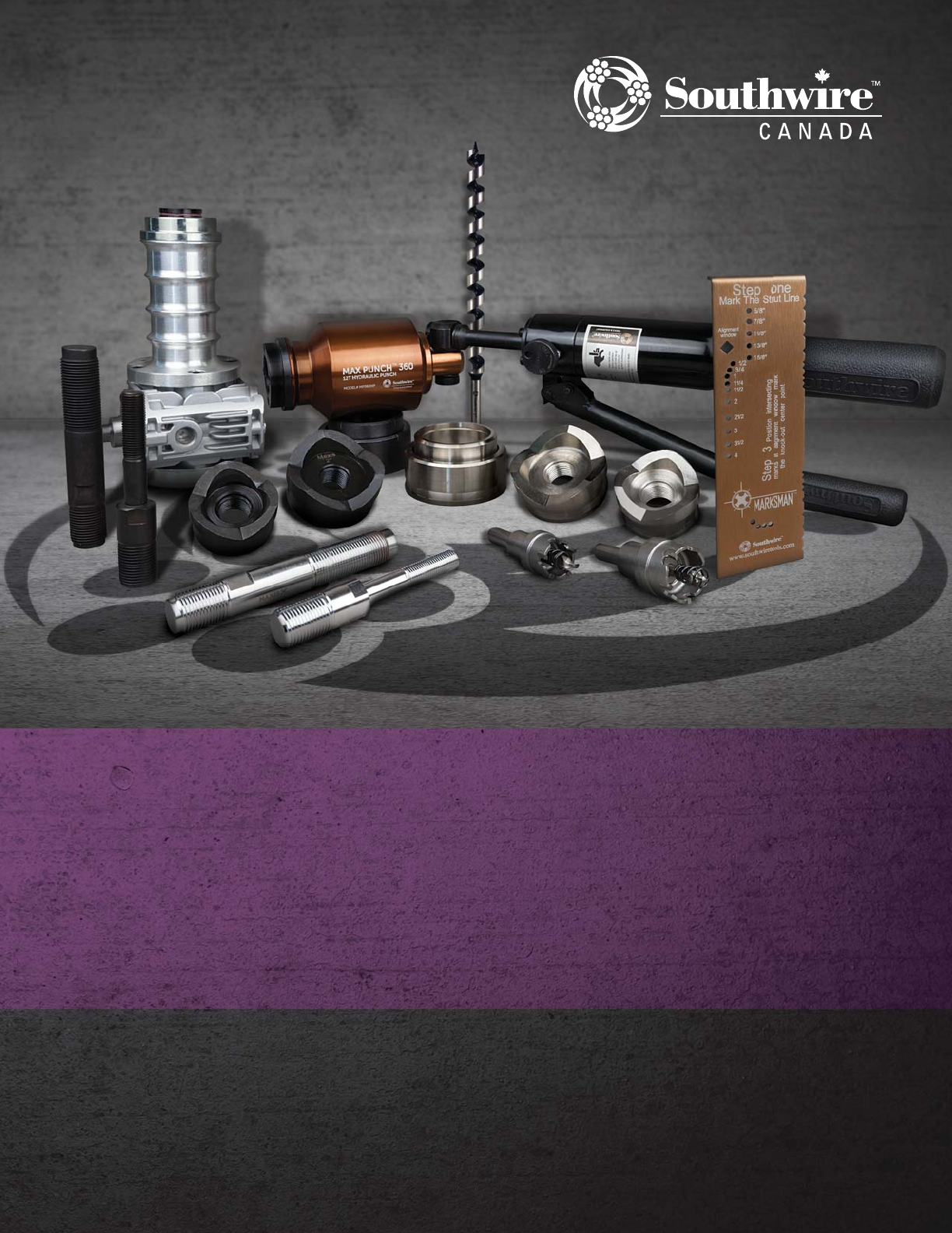 SWC 5 Hole Making Tools Catalogue Extended Bleed 1000389009 Catalog