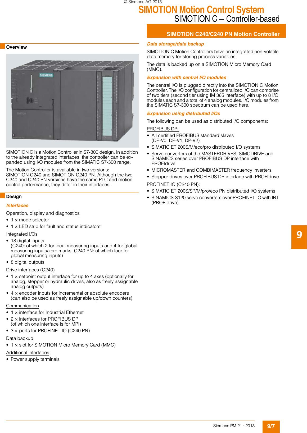 01 Siemens Simatic//6es7134-4nb01-0ab0//analog input módulos//e-Stand