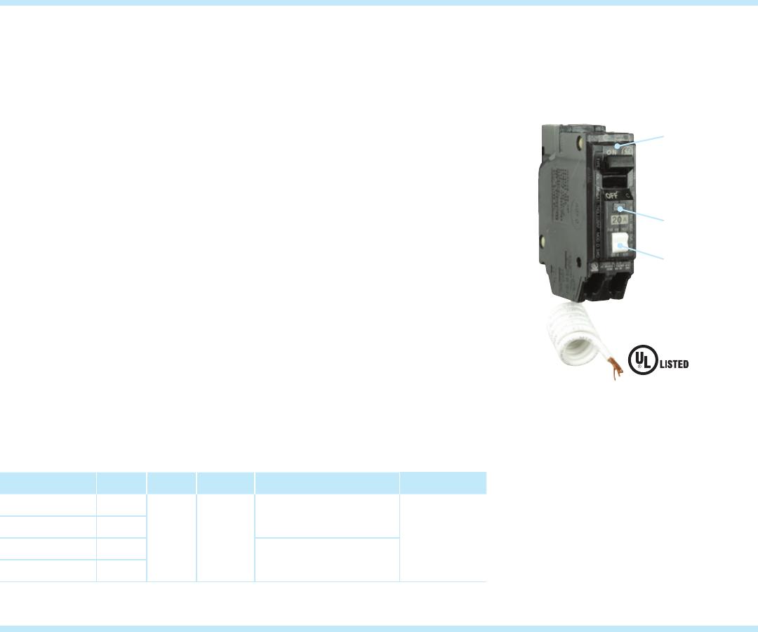 1000407311 Catalog Arc Fault Circuit Interrupters Afcis Combination Interrupter Afci