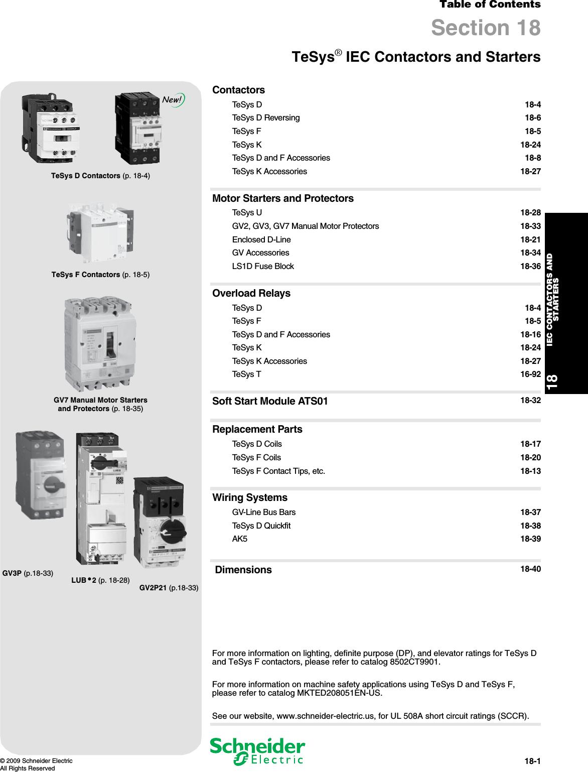 Reversing Motor Starter 20 HP @ 230V 230 Volt 48-65 Amp Overload 208-230V Coil
