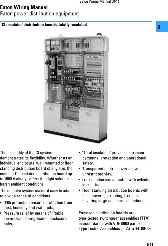 Wiring Manual | 2011 Brochure on