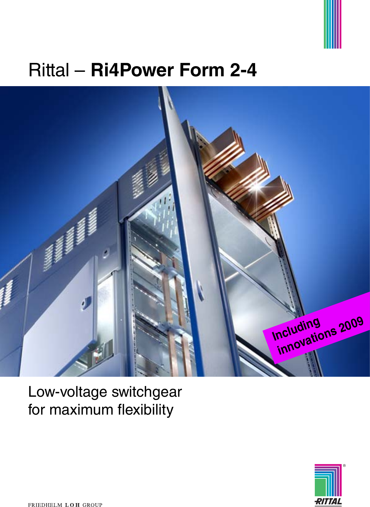 Rittal Ri4Power Form 2 4 1000442487 Catalog