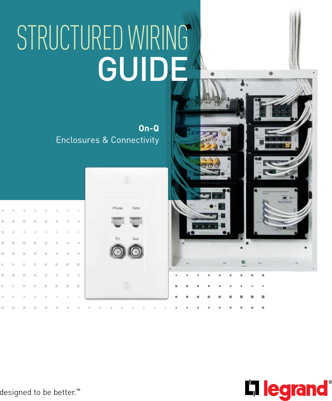 1000450586 Catalog Structured Wiring Guide