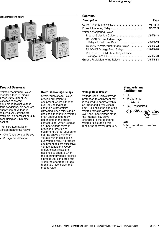 Volume 5 Tab 1000451122 Catalog