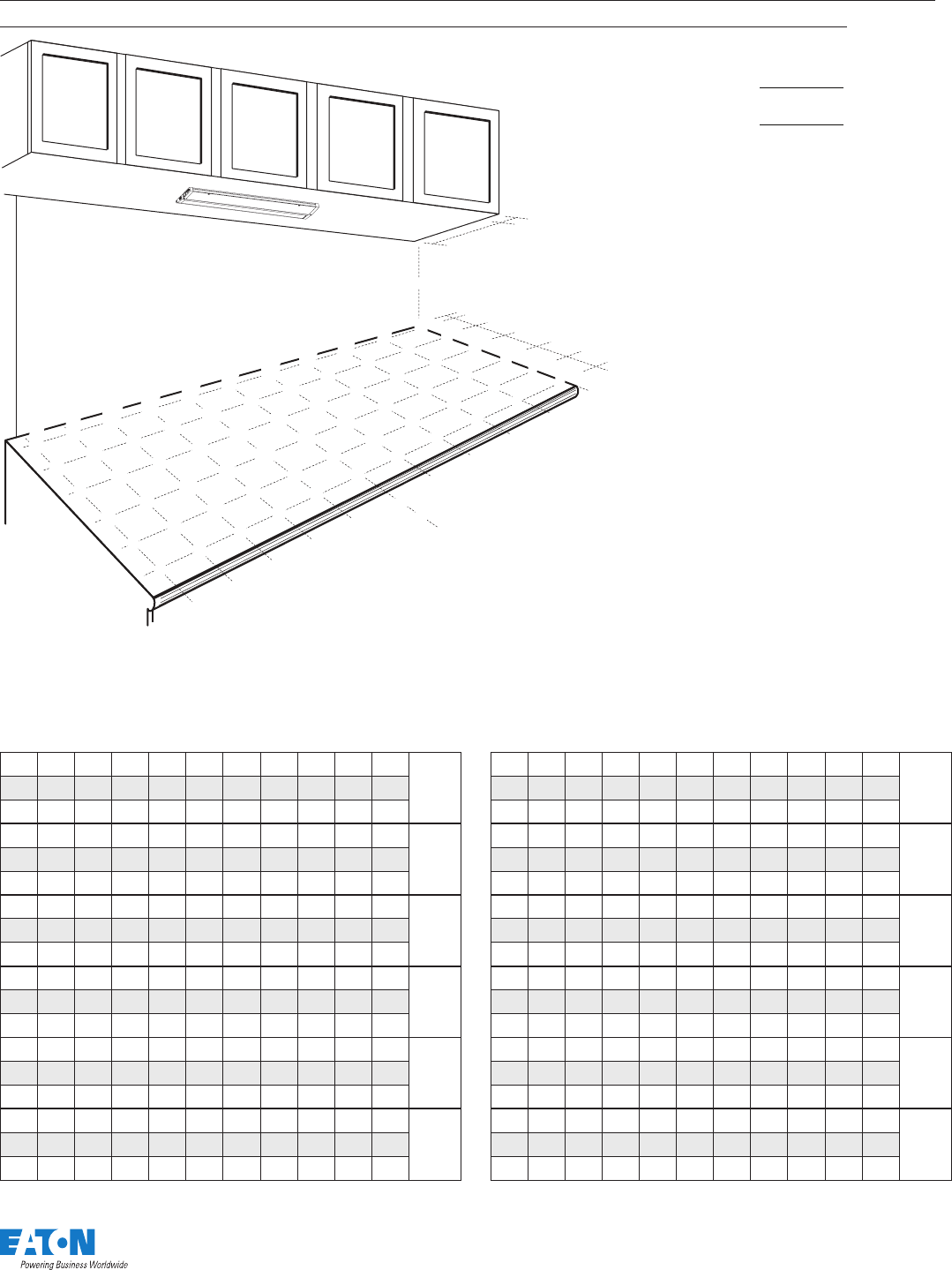 Halo HU10 Undercabinet Spec Sheet TD518002EN, LED, HU10, Halo Hu Under Cabinet Wiring Diagram on