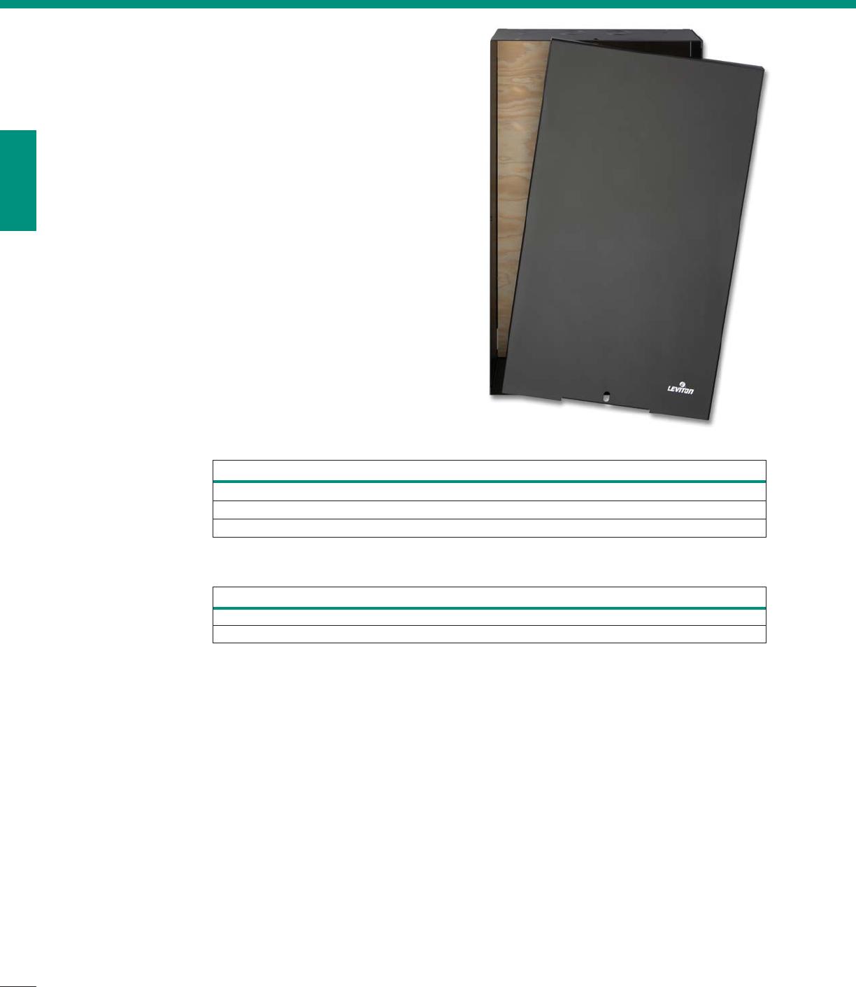 Leviton Ivory LARGE Flush Phone Jack Wall Plate 6-Wire 6-Conductor 625B4 40538-I