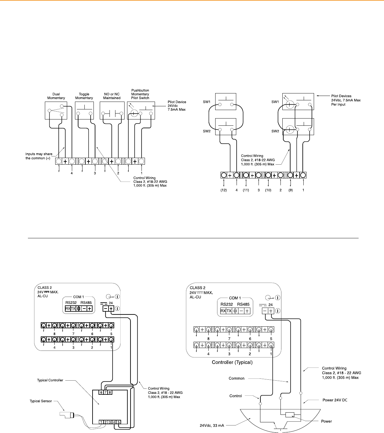 1000498559 Catalog Automations Gt Motor Control Circuits Dc Brush Driver Circuit Powerlink Lighting Technical Section