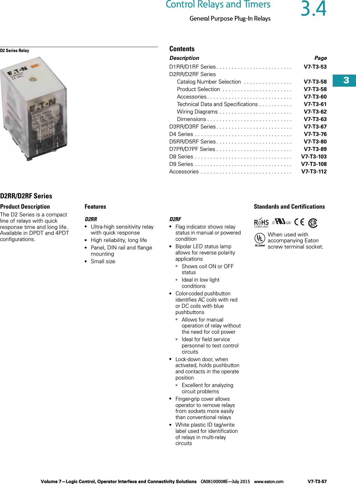 Brochure 4pdt Wiring Diagram