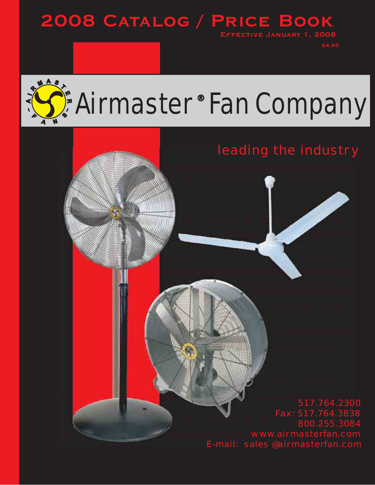 2008 Airmaster Catalog 101711 1 on