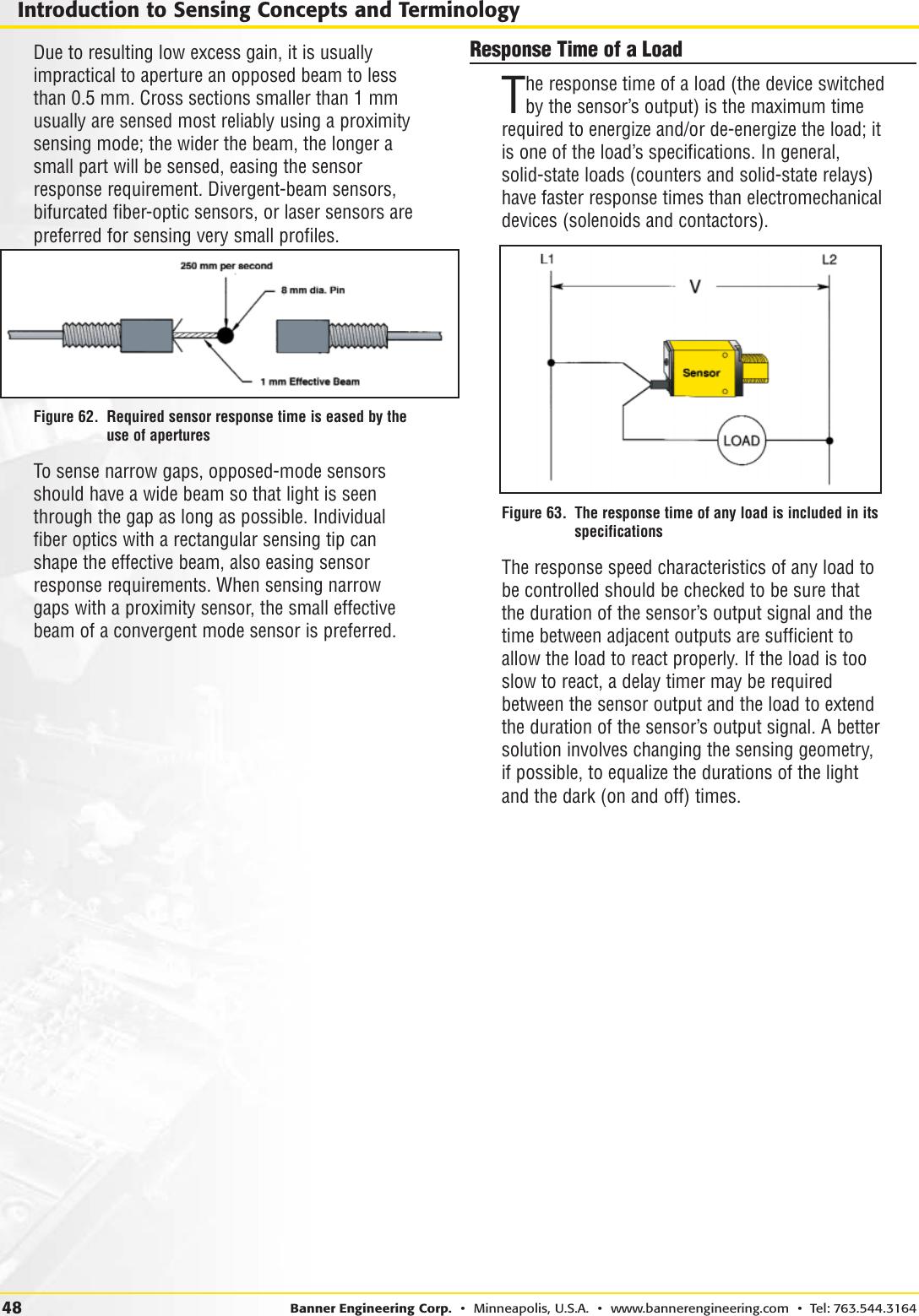 Banner Q45VR3F Sensor 250 Volts 60 Hz 5 Amps
