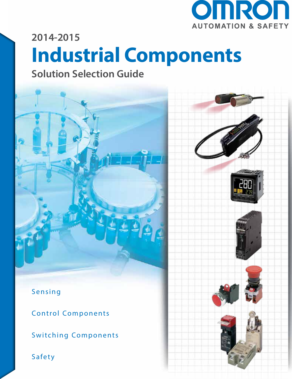 Omron Industrial Components Solution Selection Guide 2014 2015 Photoelectric Switch Wiring Diagram Cm18 Price Usd 680 Minorder 50 104609 Catalog