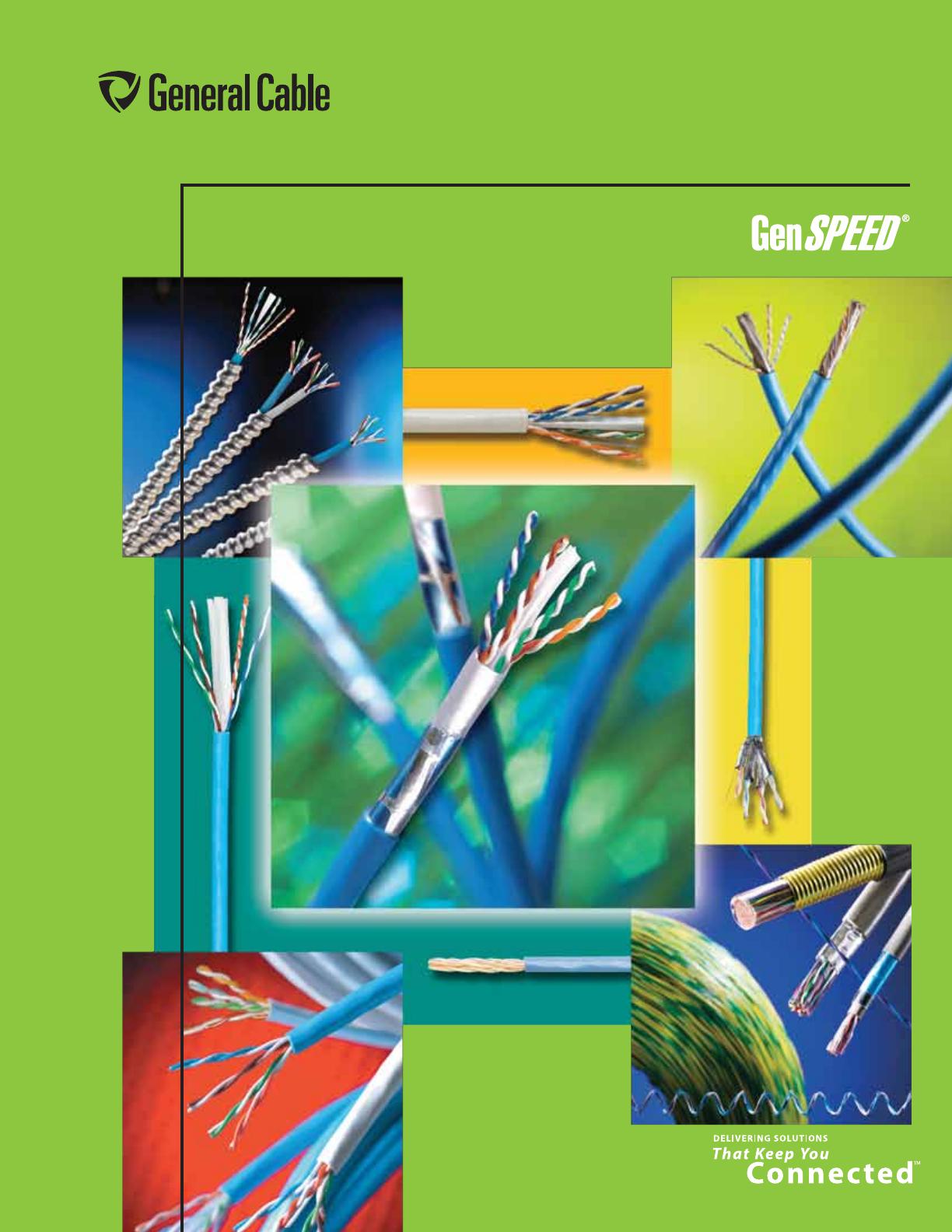 General Cable Datacom Catalog 105414