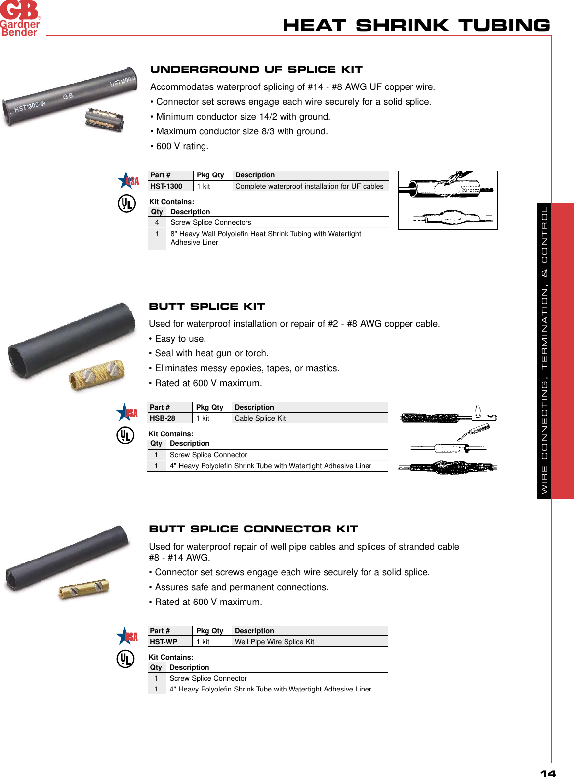 Install Edge Premium System Interface IEC PSI2 Universal Direct Splice Stereo