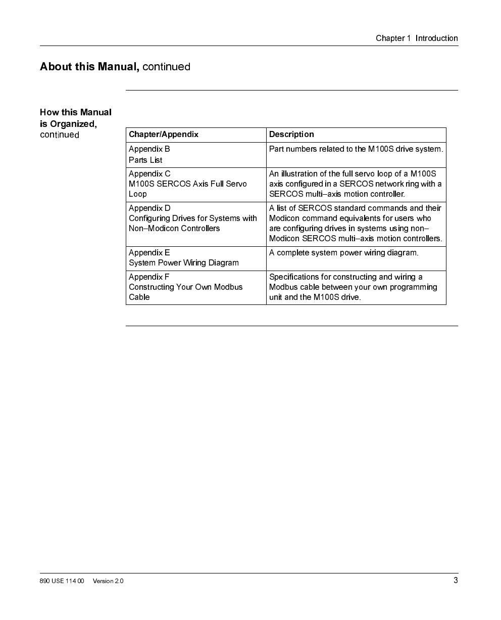 112389 Catalog Modbus Wiring Specification