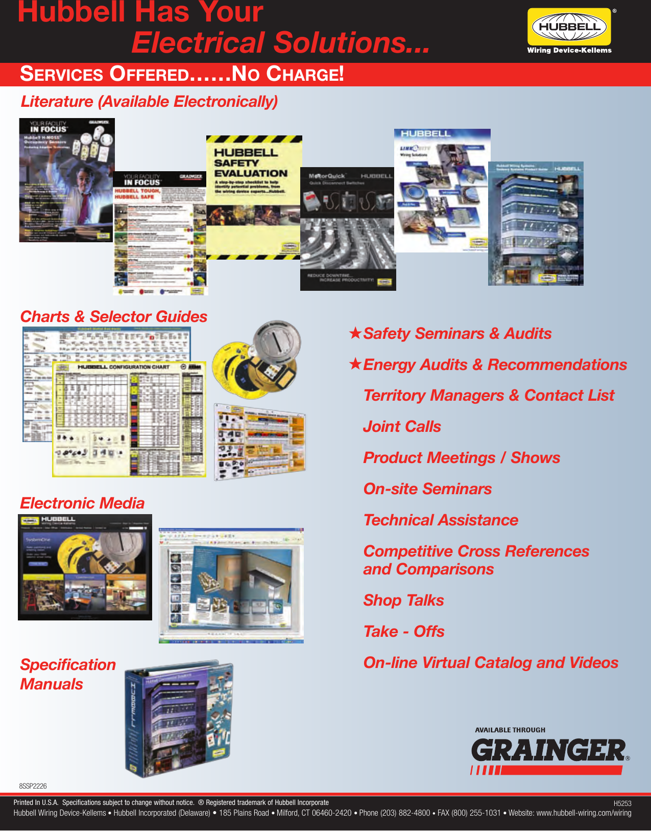 Hubbell Industrial MRO Electrical Products