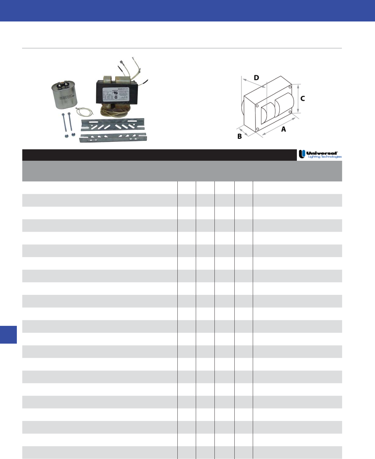 A Bulbs And Ballast Section 118029 Catalog Icn2s110sc Wiring Diagram