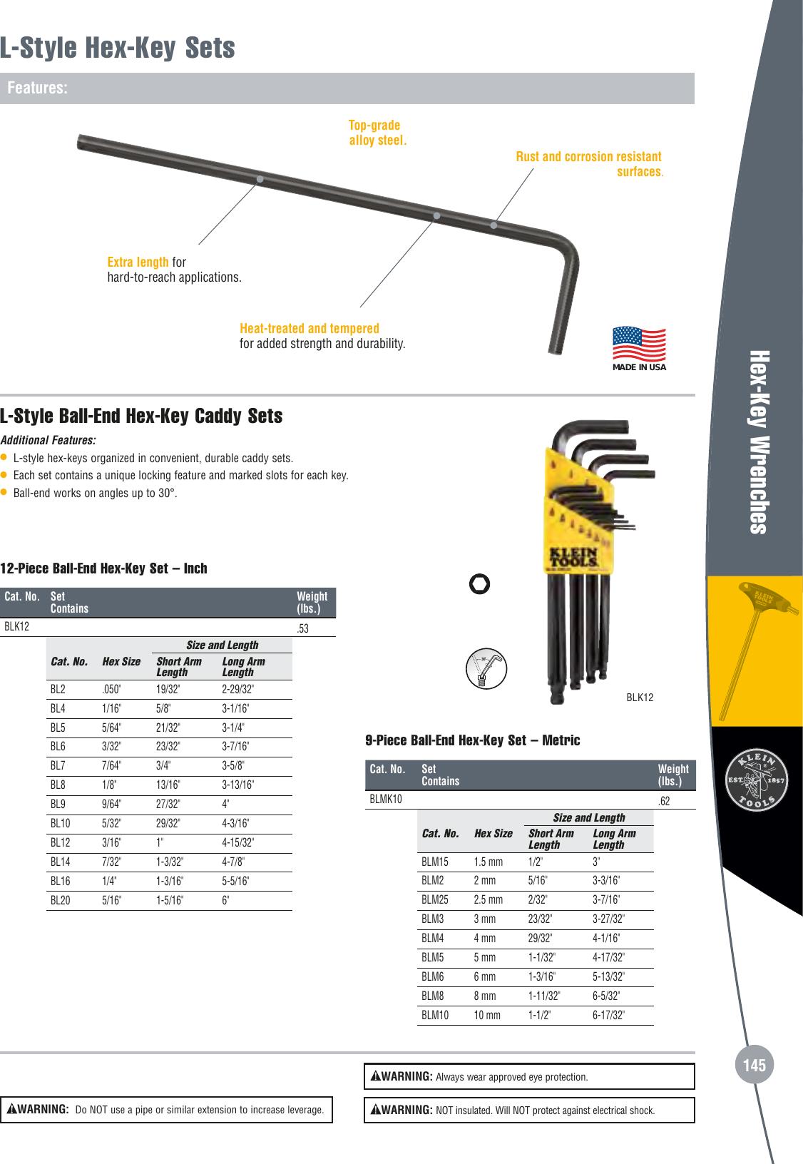 Klein Tools Catalog, Edition 157