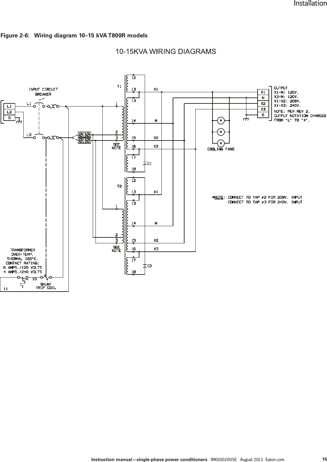 Wire Single Phase Wiring Diagram On Single Phase 208v Wiring Diagram