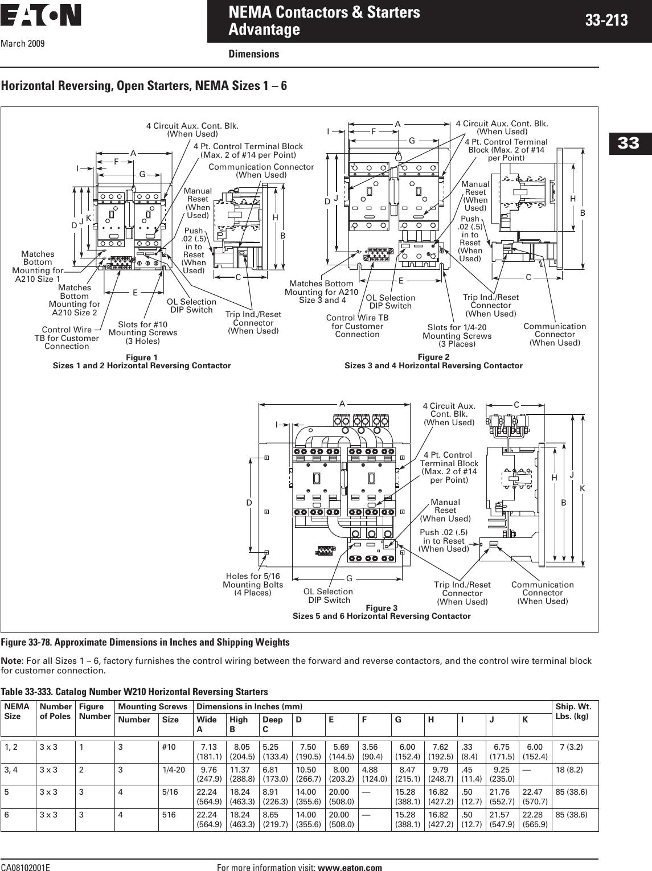 TB03300001E Westinghouse A Maxx Wiring Diagram on