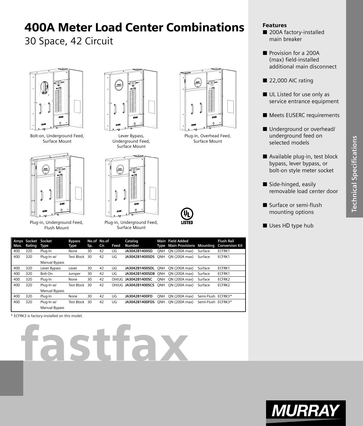Murray30Space42Circuit Brochure