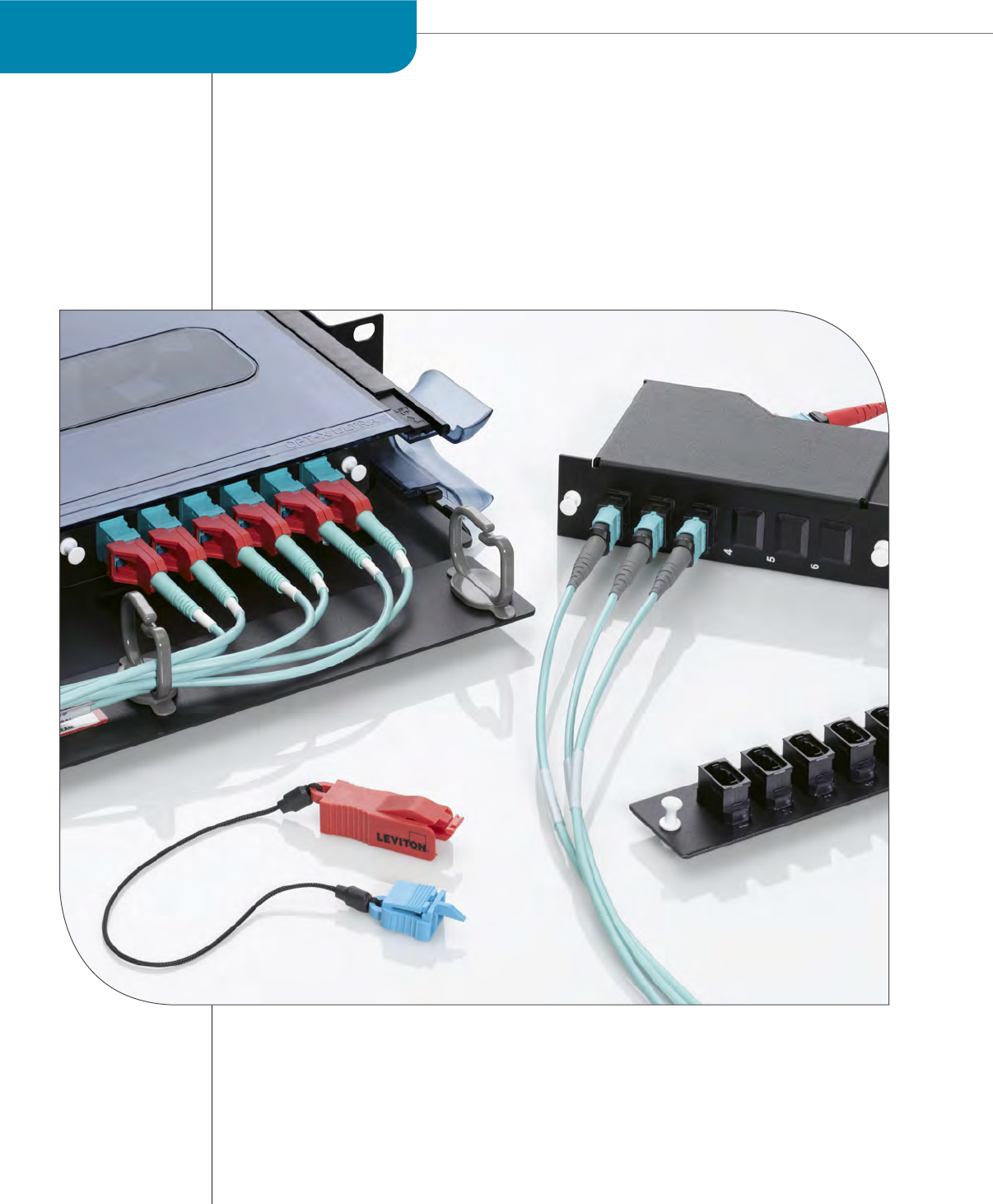 SC APC 12 Count to Open Stub Fiber Optic Pigtails Singlemode 16 Meters