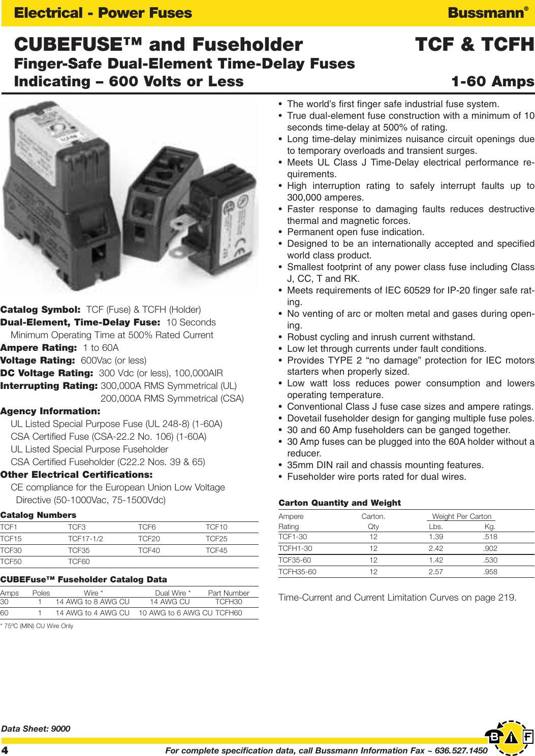 EACH nnb BUSSMAN FUSE  SC-5 600V 5A INDUSTRIAL POWER FUSE   ..