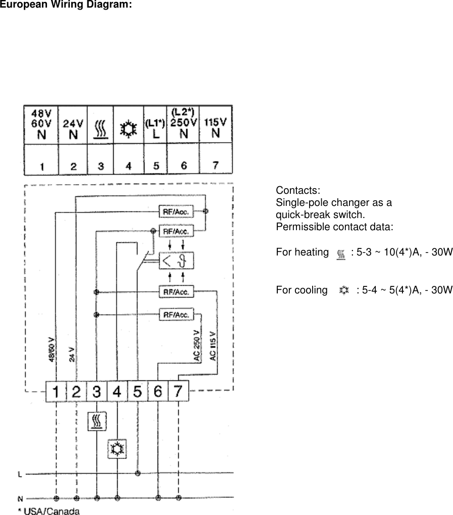 Honeywell Thermostat Rthl3550D1006 Wiring Diagram from usermanual.wiki