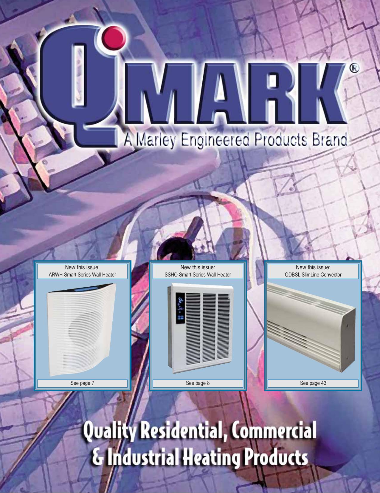 140809 Catalog 2 Rough Wiring Baseboard Heater