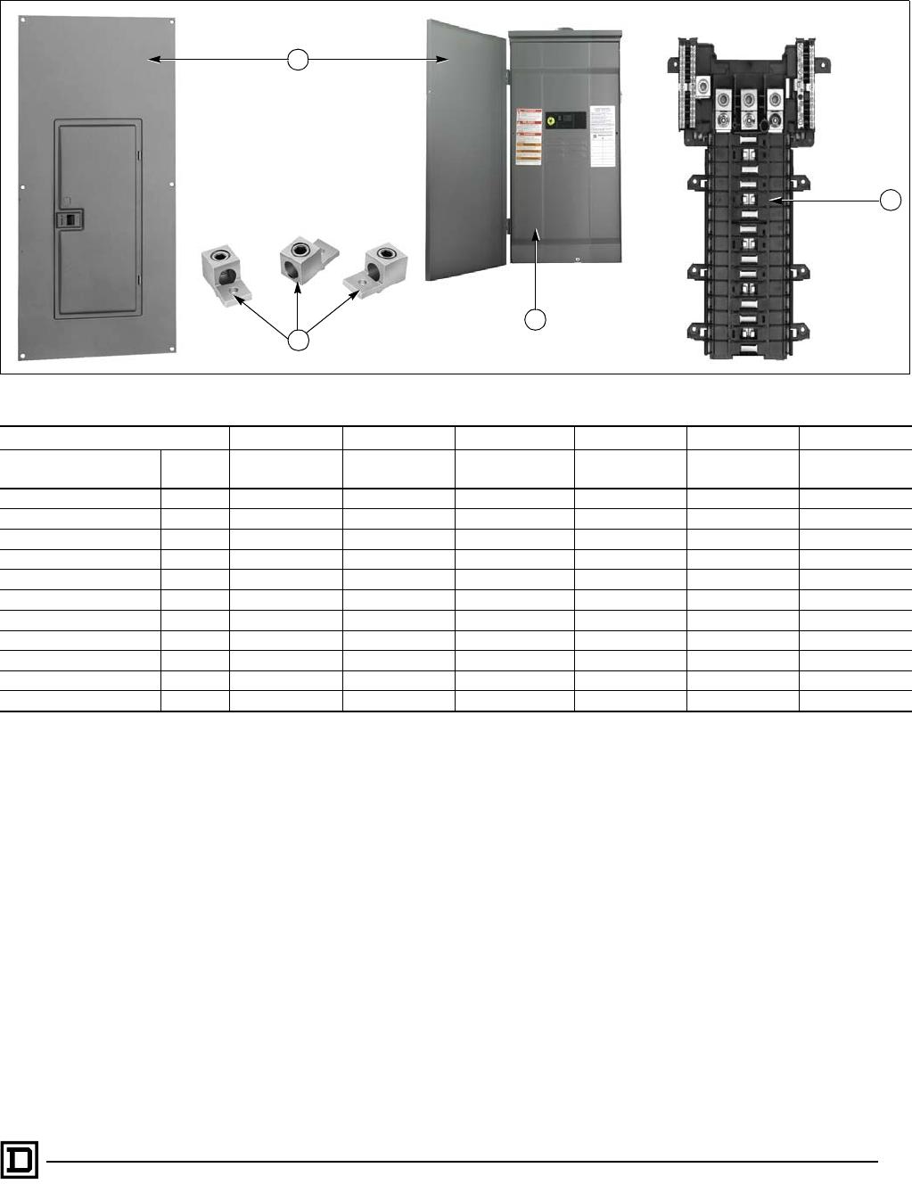 Qoc24u Load Center Wiring Diagram Installation 30a Schematic Diagrams On Parts