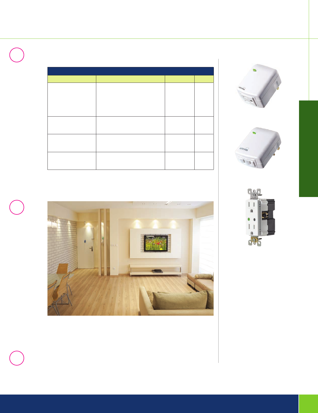 142907 Catalog Image Of Home Command Center Structured Wiring Panel With 1x8 Coax And 57