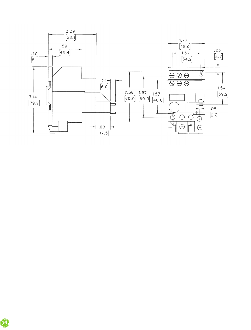 ge control catalog section 5 145378 Schematic Circuit Diagram product number selection instructions see page 5 6
