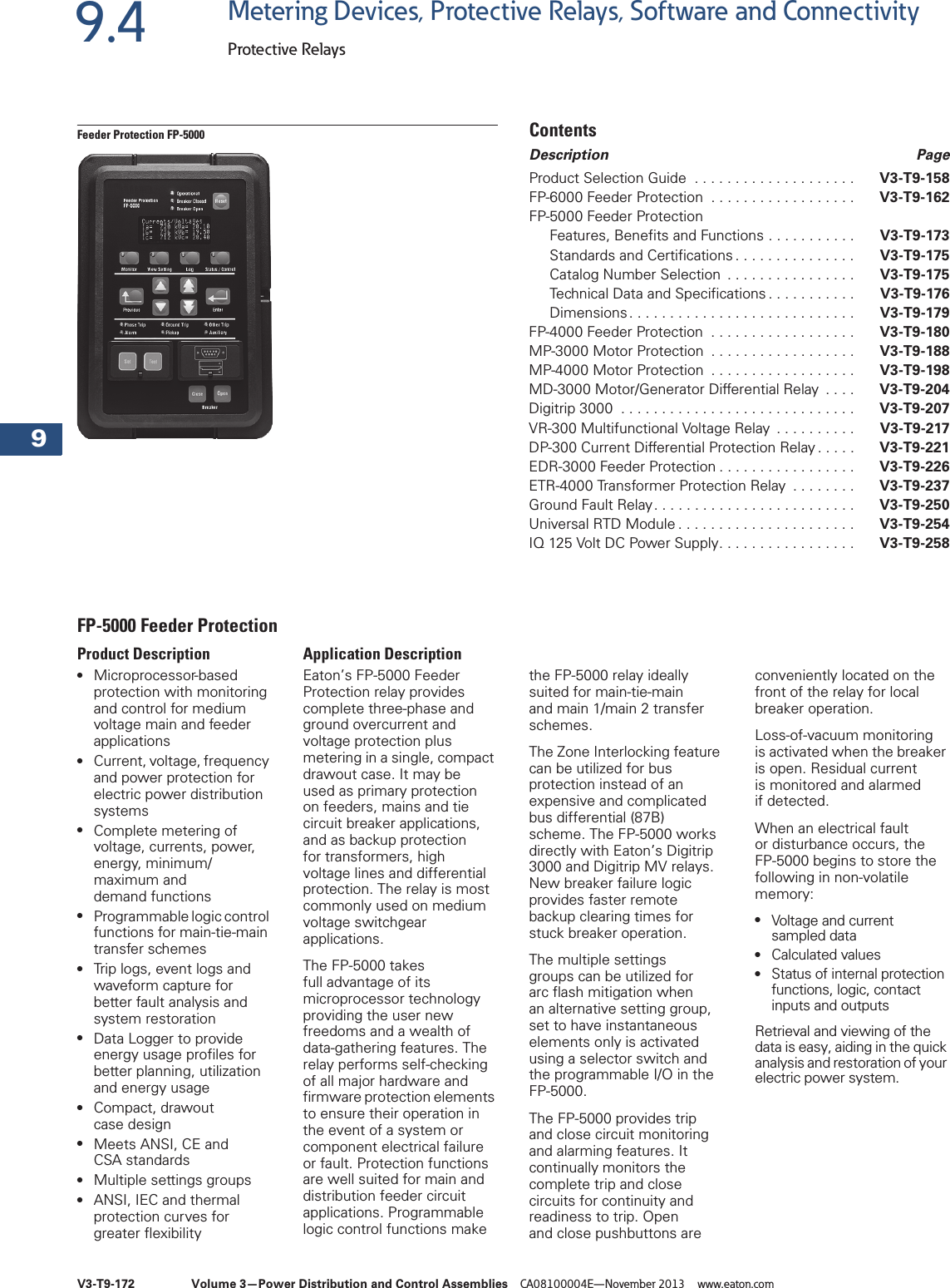Volume 03—Power Distribution And Control Assemblies 150190