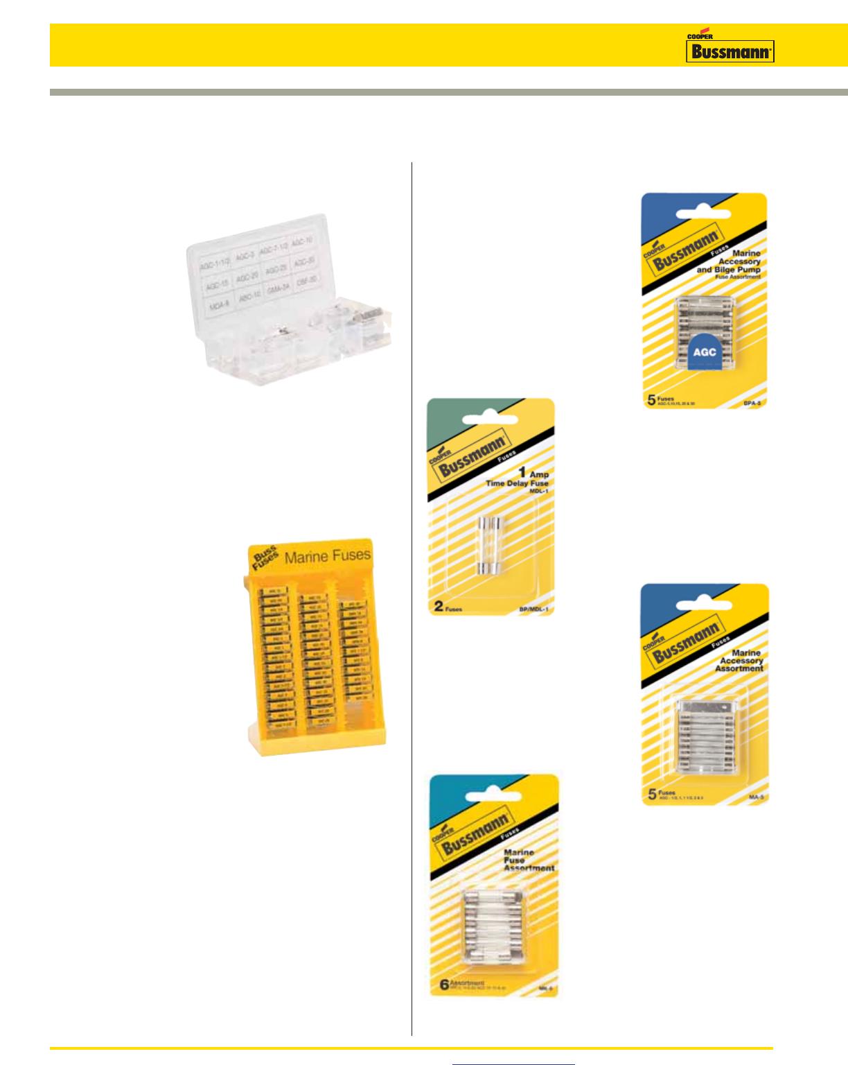 BUSSMANN W-1 Plug Fuse,W Series,1A,PK4