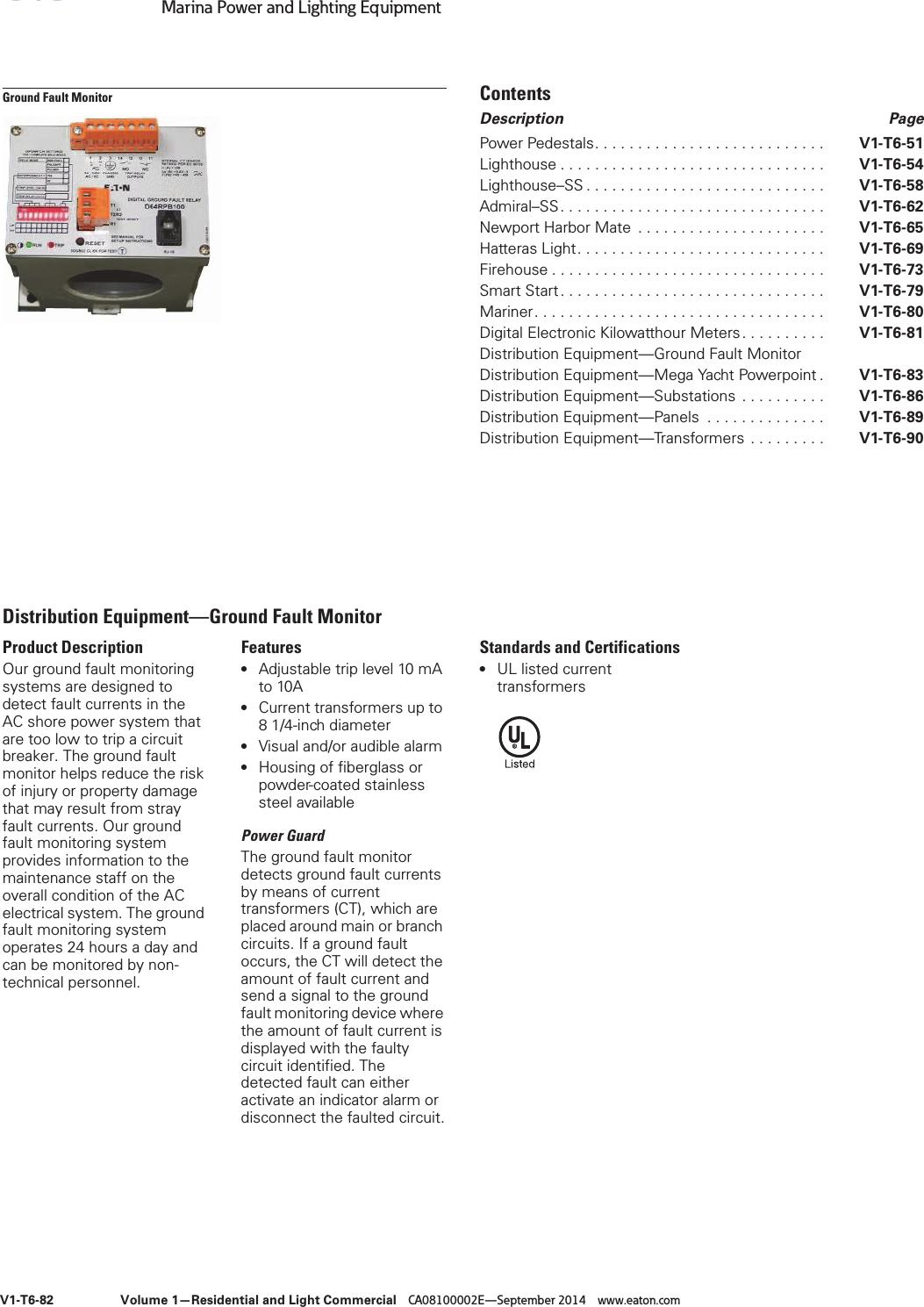 Volume 01—Residential And Light Commercial 226188 Catalog