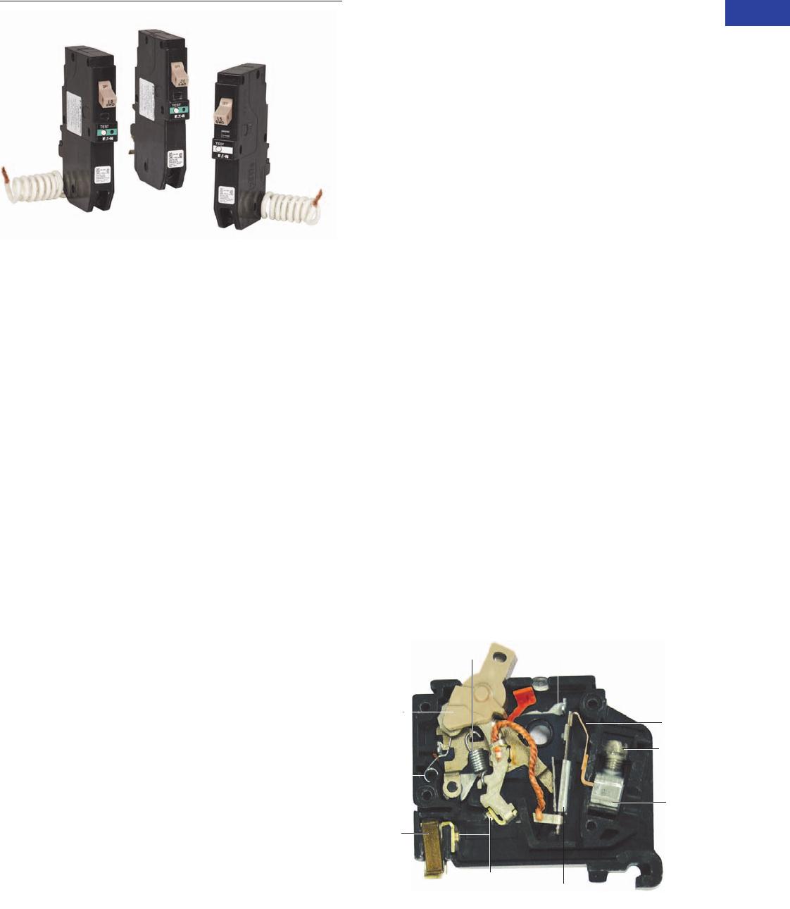 Volume 01residential And Light Commercial 226188 Catalog Corporation Br120af Single Pole Arc Fault Circuit Breaker 20amp 1residential Ca08100002eseptember 2014 Eatoncom V1 T1 31