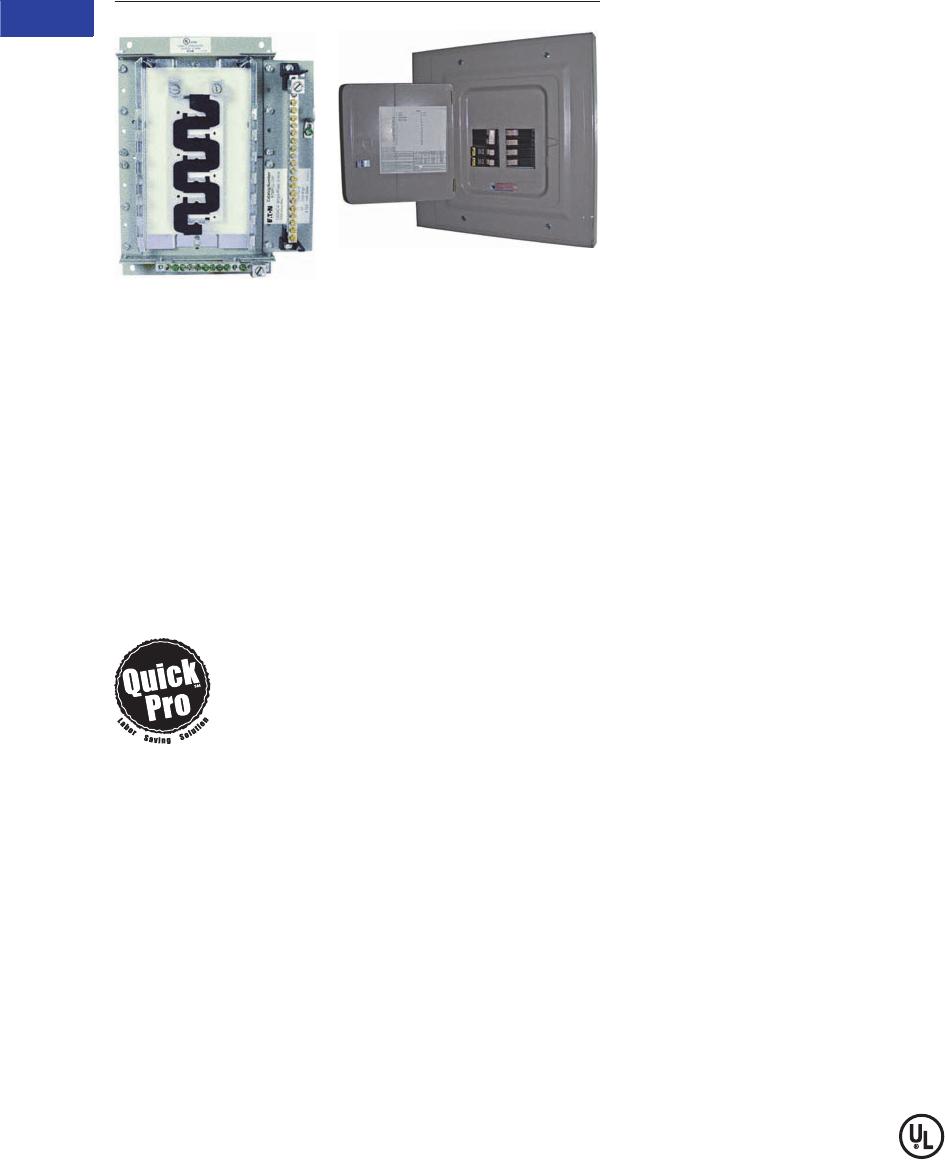 Volume 01residential And Light Commercial 226188 Catalog Corporation Br120af Single Pole Arc Fault Circuit Breaker 20amp V1 T1 72 1residential Ca08100002eseptember 2014 Eatoncom