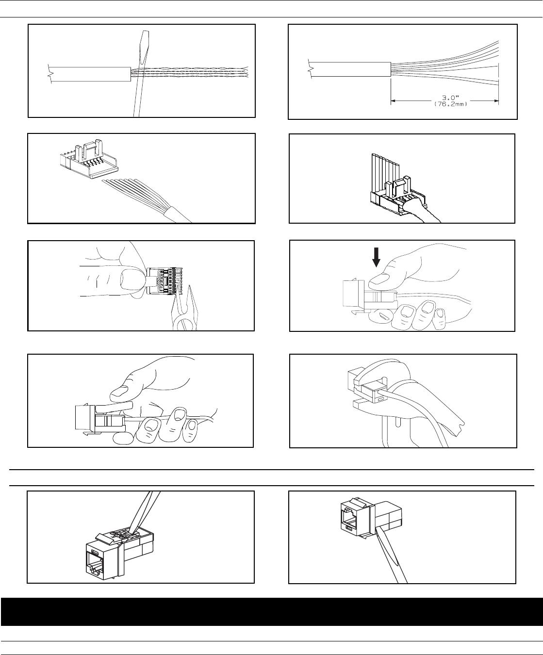 Nk178b Installation Directions Panduit Rj11 Wiring Diagram