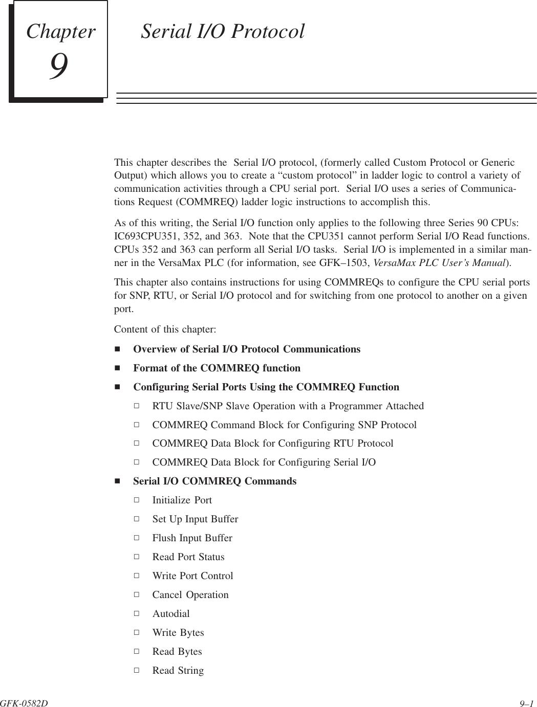 Serial Communication Protocols Pdf